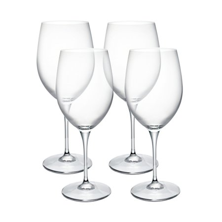 Bormioli Rocco Premium 20 Ounce Chardonnay Wine Glass, Set of (Chardonnay White Wine Glass)