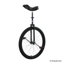 "Club 26"" Freestyle Unicycle - Black"