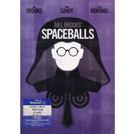 Spaceballs DVD VUDU Digital Copy Offer Walmart Exclusive Widescreen