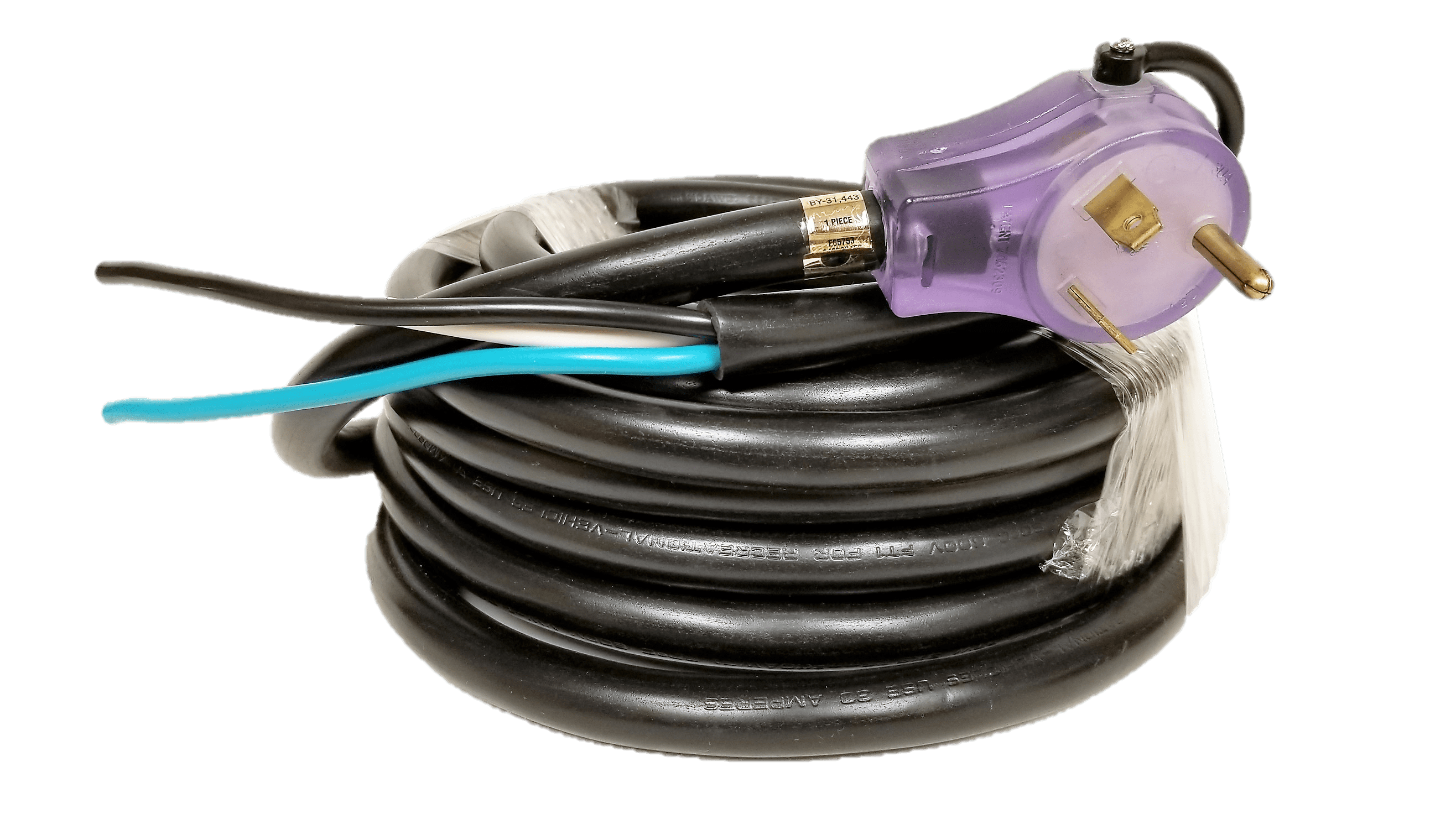 Happy Trails RV 30 amp Rescue Replacement Cord 30 ft 8794T