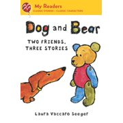 Dog and Bear: Two Friends, Three Stories - eBook