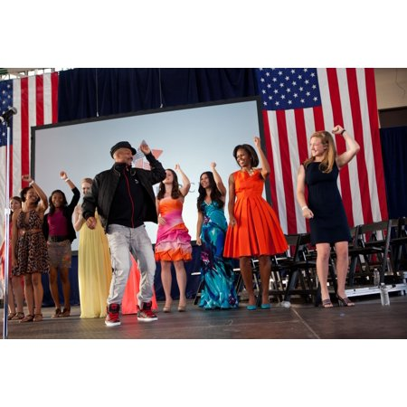 Jacksonville Nc Halloween Events (Choreographer Rosero Mccoy Leads A Dance Event At Jacksonville Naval Air Station First Lady Michelle Obama And Teen Participants Are At An Event Of Joining Forces)