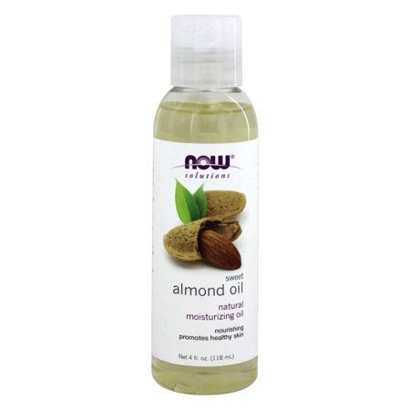 NOW Foods - Sweet Almond Oil - 4 (Honey Almond Fragrance Oil)