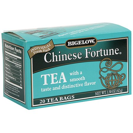 Bigelow chinois Thé Oolong, 20ct (Pack de 6)