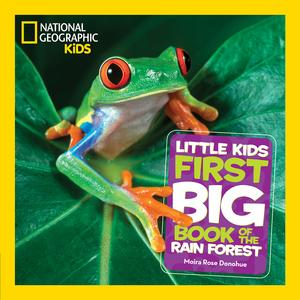 National Geographic Little Kids First Big Book of the Rain Forest - eBook