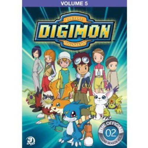 Digimon Adventure: The Official Second Season - Volume 5