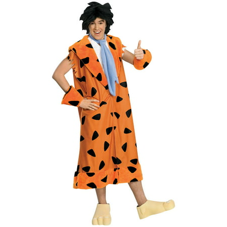 Fred Flintstone Teen Halloween Costume, Size: Teen Boys' - One - Fred Flintstone Superhero