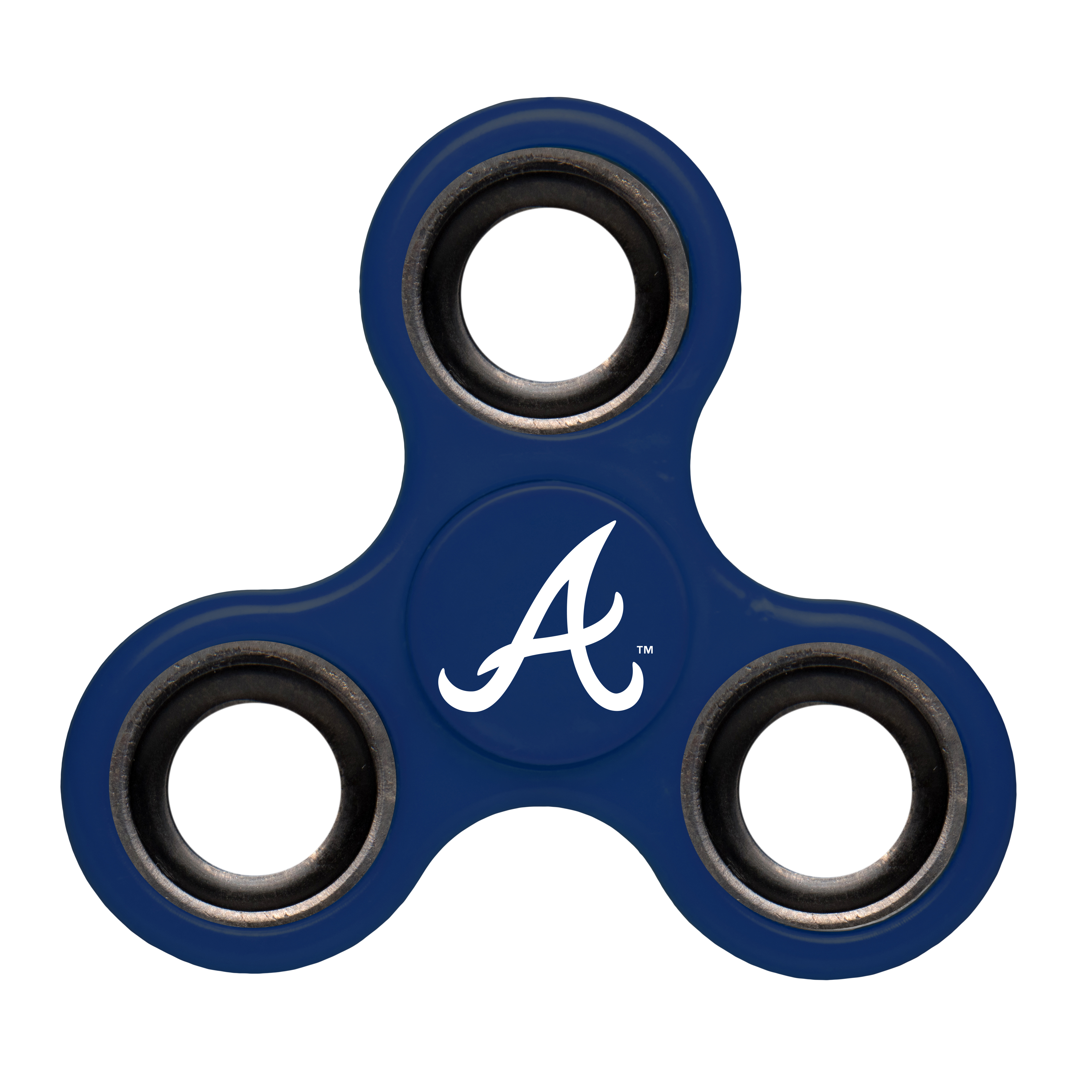 ATLANTA BRAVES THREE WAY TEAM SPINNER