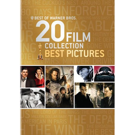 Image of Best of Warner Bros.: 20 Film Collection Best Pictures (DVD)