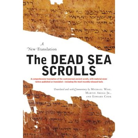 Religious Scroll (The Dead Sea Scrolls - Revised Edition : A New Translation )