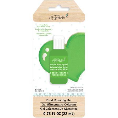 Sweet Sugarbelle Gel Food Coloring -Dark Green