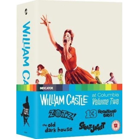 William Castle at Columbia: Volume Two (Blu-ray)