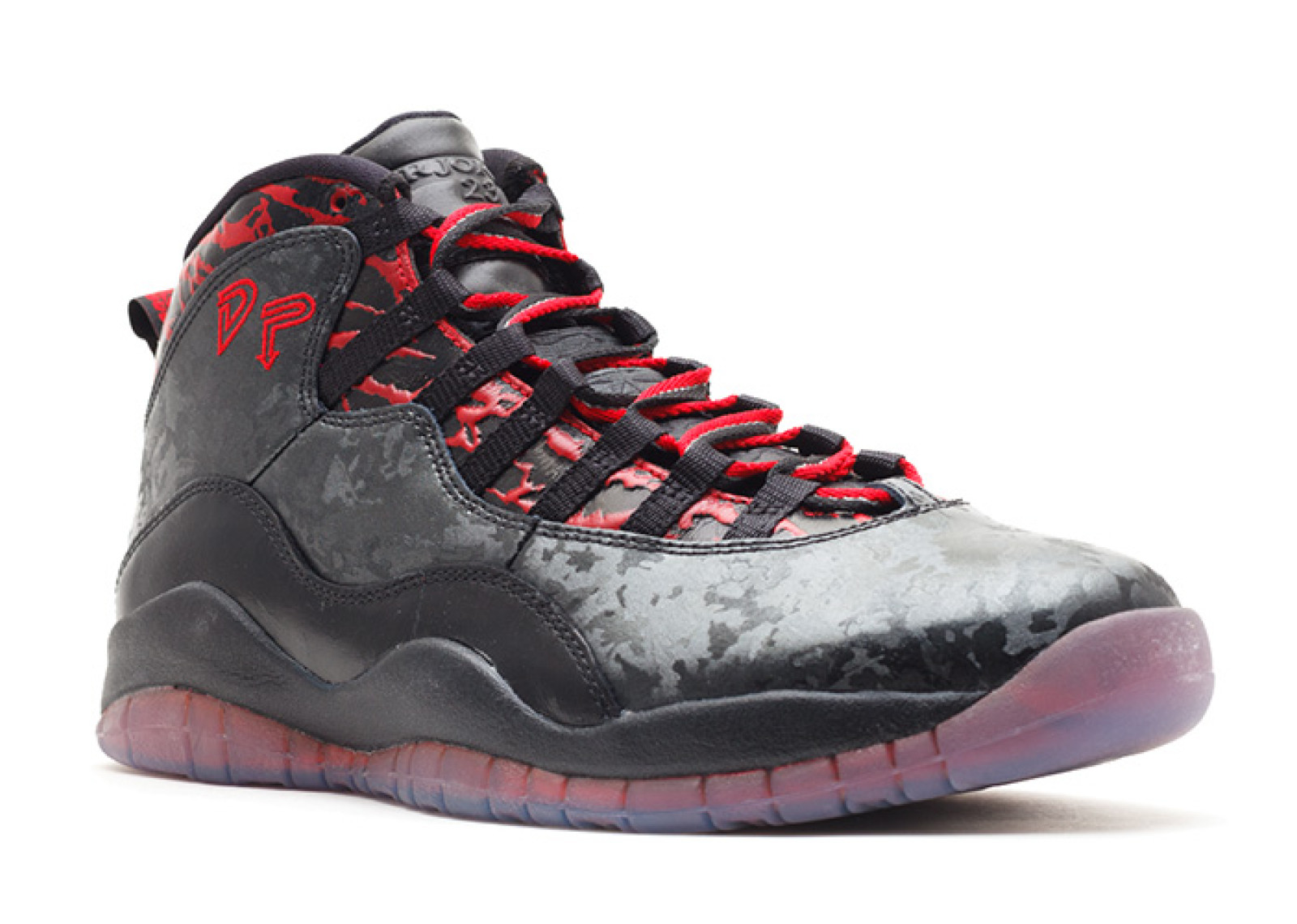 the best attitude 27b00 7c348 Air Jordan - Men - Air Jordan 10 Retro Db  Doernbecher  - 636214-066 ...