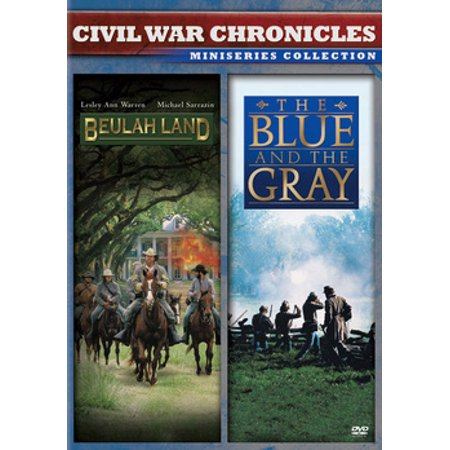 Beulah Land / The Blue and the Gray (DVD)