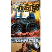 Tonka 06447 Die Cast Monsters The Compacter Toy