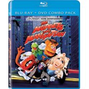 The Muppets Take Manhattan (Blu-ray + DVD) by COLUMBIA TRISTAR HOME VIDEO