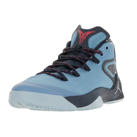 big sale 5282a 4c543 Nike Jordan Men's Jordan Melo M12 Unvrsty Bl/Mtllc Slvr/Mdnght N ...