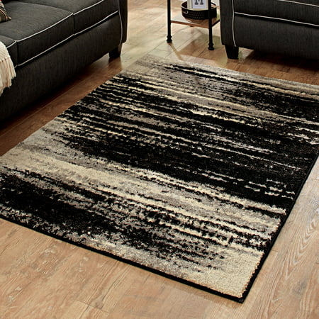 shag l polyester rug area rona en light brown x