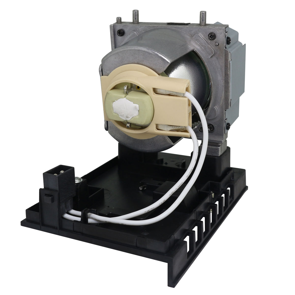 Lutema Economy Bulb for Optoma TX610ST Projector (Lamp with Housing) - image 2 of 5