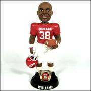 Oklahoma Sooners 2000 National Champions Roy Williams Bobble Head