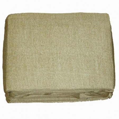 Home Trends Sheet Set Khaki Green Tan Linen King Bed Sheets Cotton (Dark Tan Linen)