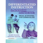 Differentiated Instruction for K-8 Math and Science - eBook