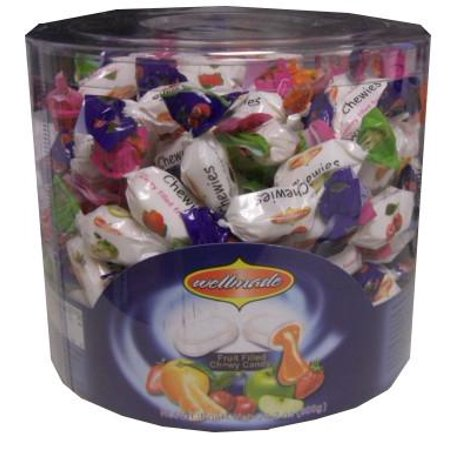 Filled Fruit (Fruit Filled Chewy Candy (Wellmade) 800g (28.2 oz))