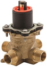 Price Pfister Universal 0X8 Series Tub And Shower Rough Valve, Pressure  Balanced Cartridge, Without