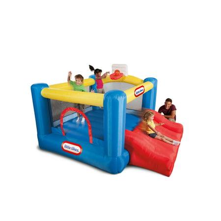 Little Tikes Junior Sports 'n Slide Bouncer