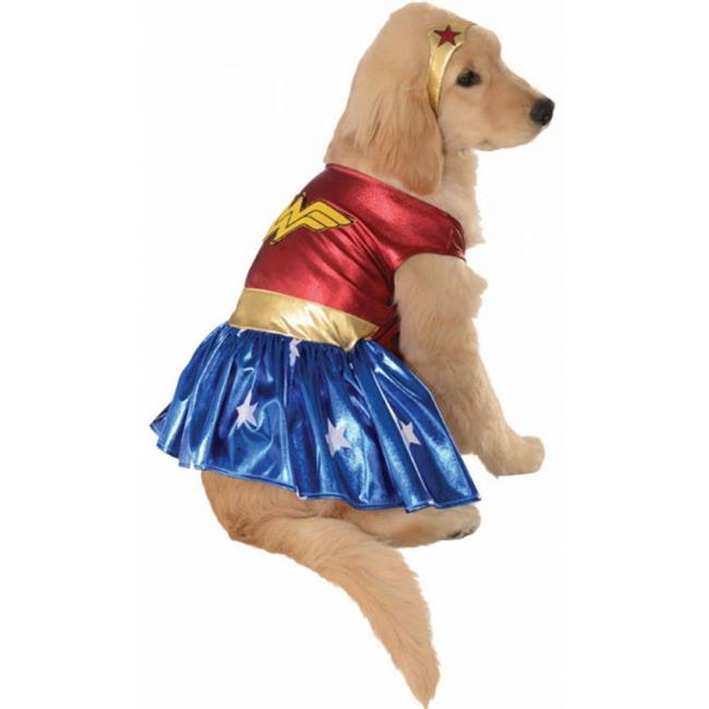 Pet Costume Wonder Woman Xlg
