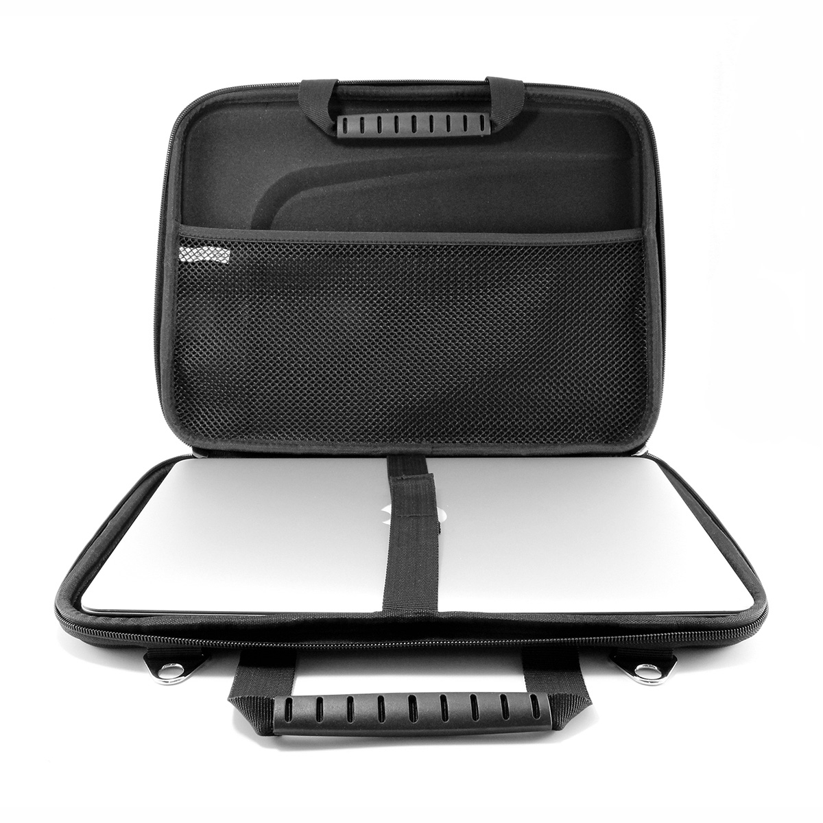 "Drive Logic Carrying Case for 13-inch MacBook Air / Pro, 13.3"" Chromebook, UltraBook"