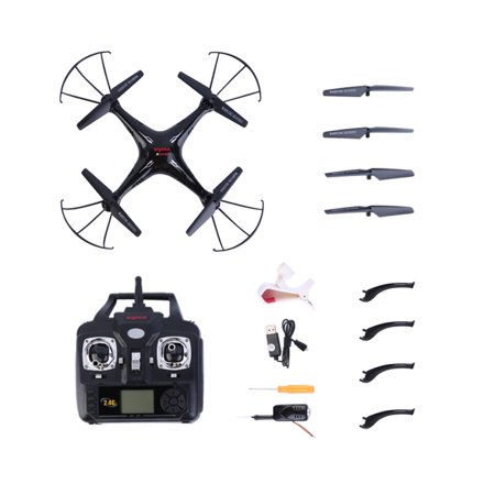 2 4G 50M Rc Drone Quadcopter 0 3 Mp Camera White For Syma X5sw Ready To Fly