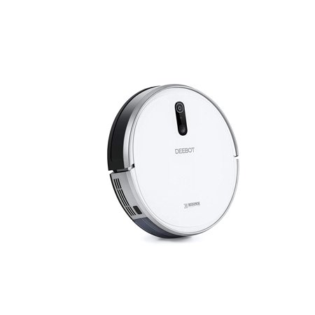 ECOVACS DEEBOT 710 Quiet Multi-Surface Robotic Vacuum Cleaner with Optical Mapping and Smart Navigation