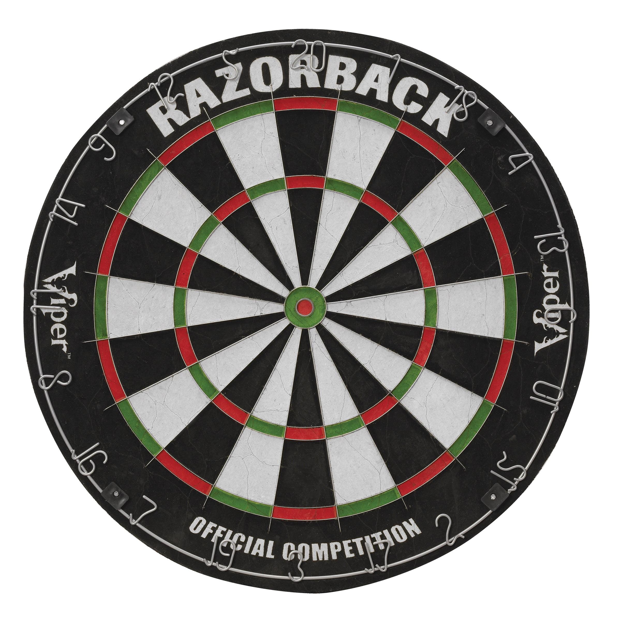 Viper Razorback Sisal Dartboard by Overstock