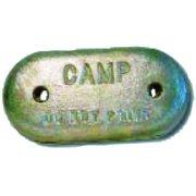 Camp B12  B12; Tapered Zinc Anode 9