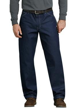 Men's Relaxed Fit Straight Leg Rigid Carpenter Jeans