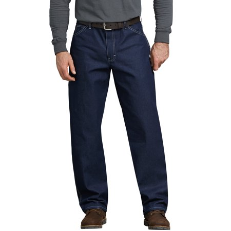 - Men's Relaxed Fit Straight Leg Rigid Carpenter Jeans
