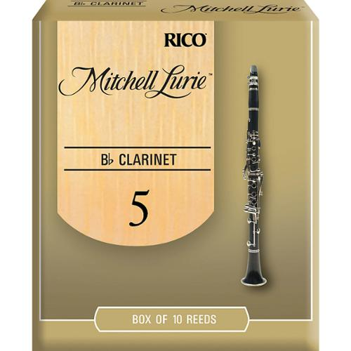 Mitchell Lurie Bb Clarinet Reeds Strength 5 Box of 10