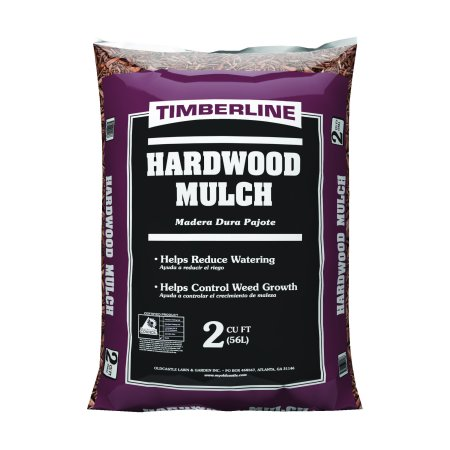 Timberline Hardwood Mulch 2Cf By Oldcastle