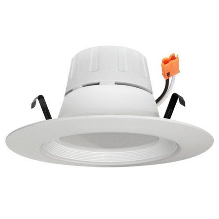 Elco Lighting Round Led Insert Baffle 4 Recessed Trim