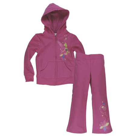 Tinkerbell - Fairy Dream Girls Juvy Jogging Set (Fairy Outfits)