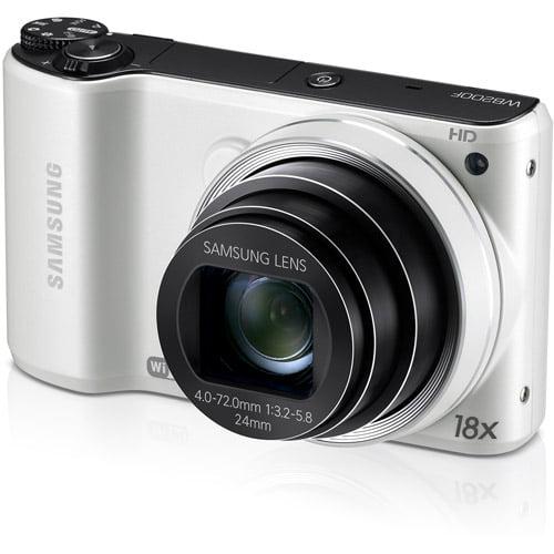 Samsung EC-WB200FBPWUS WB200F 14.2 Megapixels Digital Cam...