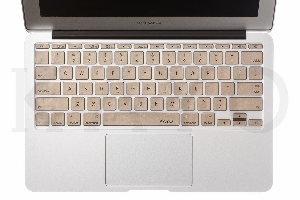 "Macbook Keyboard Cover Silicone Skin for MacBook Air 11.6/"" Models:A1370/&A1465"