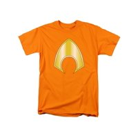 Justice League Of America Classic Logo Adult T-Shirt