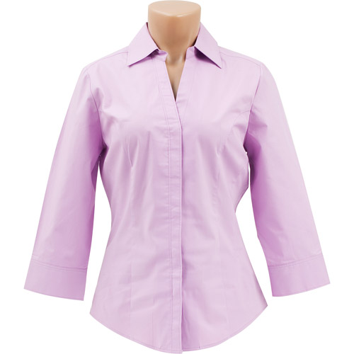 Riders - Women's Bella 3/4-Sleeve Button-Down Shirt