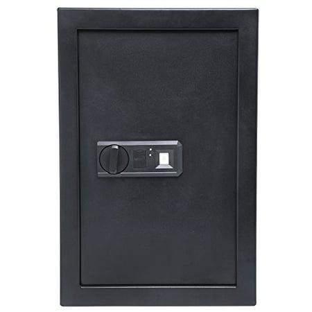 Tiger Brand Safe Home Small Anti Theft Office Mini Wifi Fingerprint Pword 45cm 60cm High Steel New Wall Still 45 Local Gold
