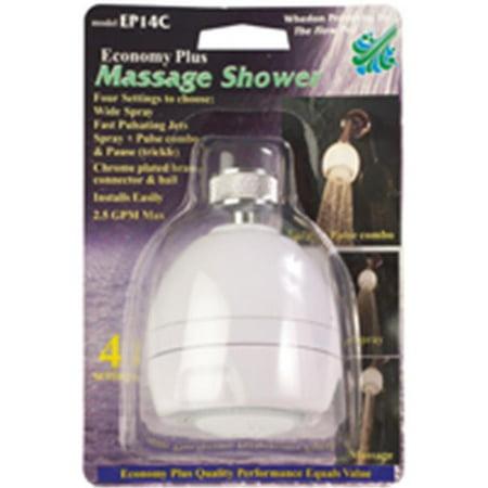 Whedon Products EP14C Showerhead Economy Massage - image 1 of 1