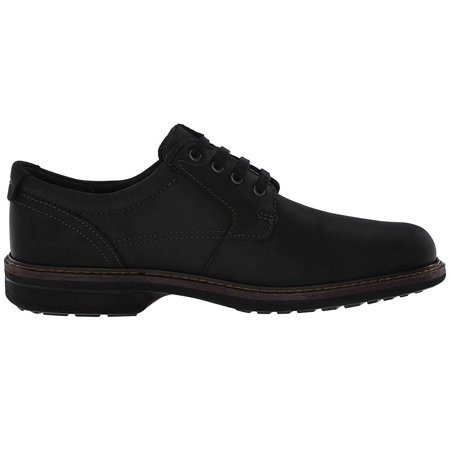 ECCO Turn GTX Plain Toe Tie Black/Black