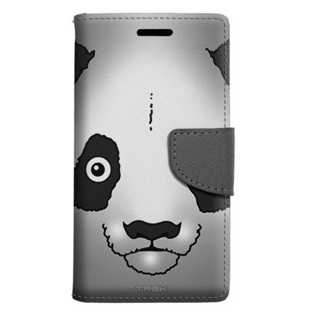 buy popular 9b035 87792 Samsung Galaxy Core Prime Wallet Case - Panda Case