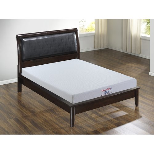 Glory Furniture Lucy 6'' Memory Foam Mattress